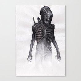 ALIEN - Xenomorph Canvas Print