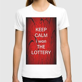 Keep Calm I Won The Lottery - phone cases for 6 - phone cases for 6s plus T-shirt