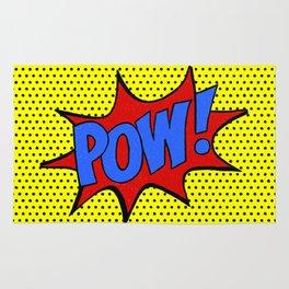Pow! Rug