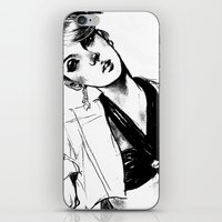 2ne1 iPhone & iPod Skins featuring CL by Tee-yah