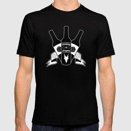 Drinking & Dragons T-shirt