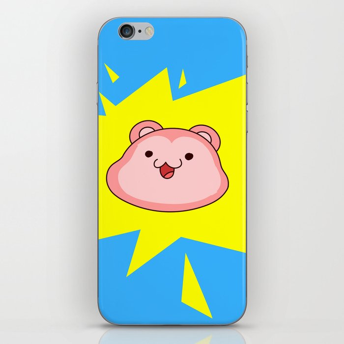 Peepoodo Pop iPhone Skin