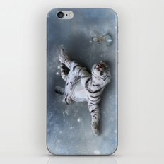 Tiger and Rabbit iPhone & iPod Skin
