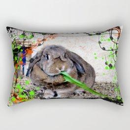 Francesca von der Pfalz I Rectangular Pillow