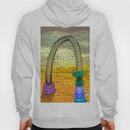 RainWater in the Desert - Tubes 2 Hoody