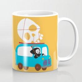 Death on wheels Coffee Mug