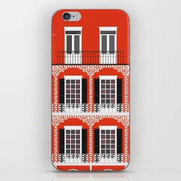 The French Quarter  New Orleans iPhone Skin