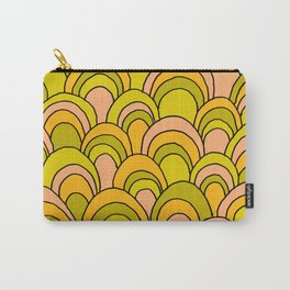 surfboard quiver 70s wallpaper dreams Carry-All Pouch