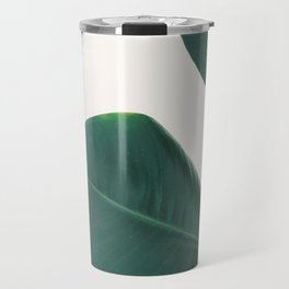Rubber Fig Leaves I Travel Mug