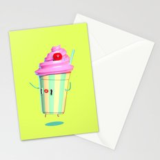 Milkshake Stationery Cards
