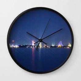 Cedar Point Sandusky OH Wall Clock