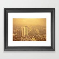 If the Sun Hadn't Risen Framed Art Print