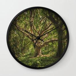 Magic Tree Wall Clock