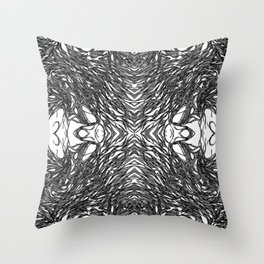 Subconscious Thoughts  Throw Pillow
