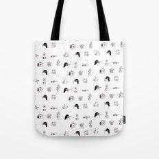 flippy floppy Tote Bag