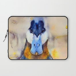 Mr. Ruddy Duck Laptop Sleeve