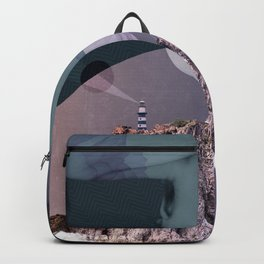 flying woman Backpack