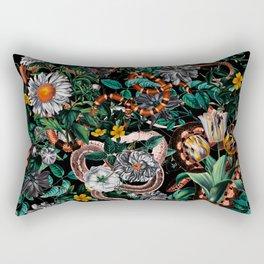 Dangers in the Forest V Rectangular Pillow