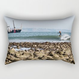 Grom hangin 10 Rectangular Pillow