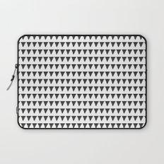 Nordic interior triangles II Laptop Sleeve