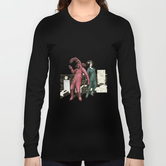 Dancing on the roof Long Sleeve T-shirt