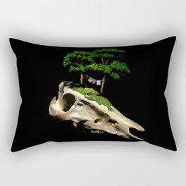 The Third Sanctuary Rectangular Pillow
