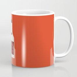 Bottle Mad Men Coffee Mug