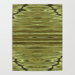 Abstraction Serenity in Pinewood Poster