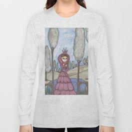 Fantasy art, Red Queen Long Sleeve T-shirt