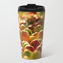 Apples in a crowd Travel Mug
