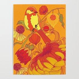 Autumn Mood Poster