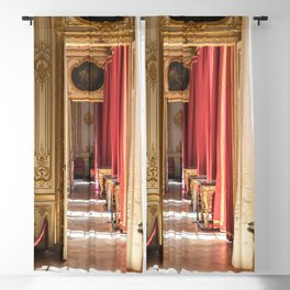 Halls of Gold Blackout Curtain