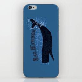 Sag Harbor Whale iPhone Skin