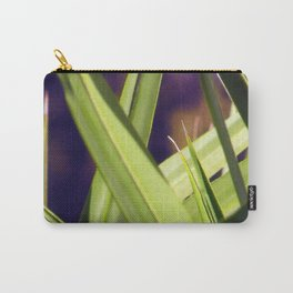 Palmetto Fronds Carry-All Pouch