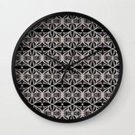 Etnic Movement Wall Clock