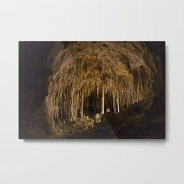 Carlsbad Caverns XVI Metal Print