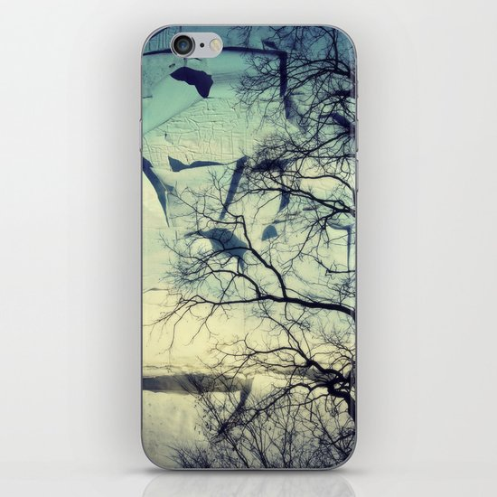Filigree iPhone & iPod Skin