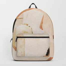 On the city walls Backpack