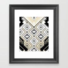 Marker Tribe Framed Art Print