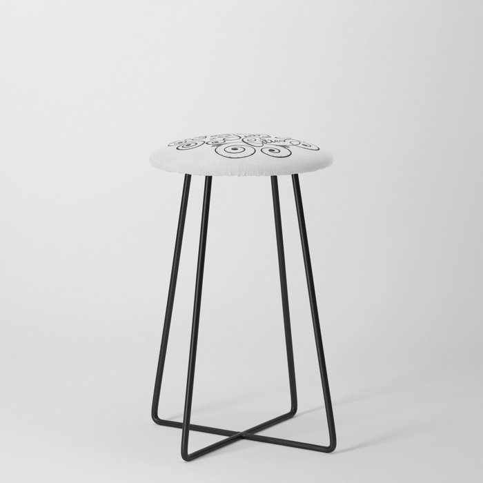 Keeper of the Lost Cities Counter Stool