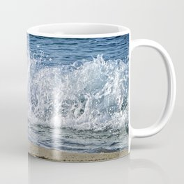 Frothy Surf Coffee Mug