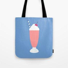 #18 Milkshake Tote Bag