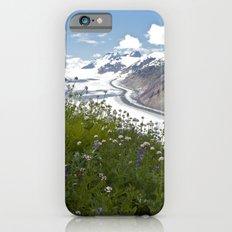Glacial Flowers Slim Case iPhone 6s