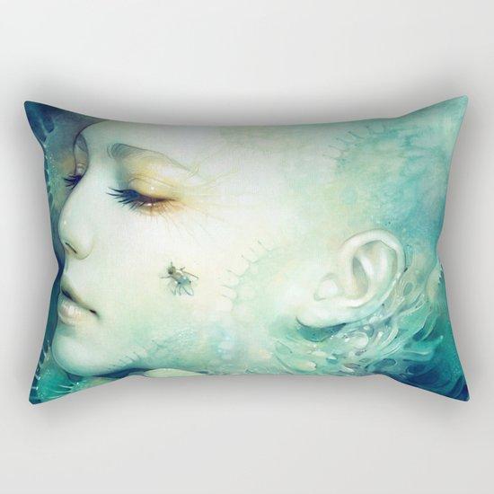 Trap Rectangular Pillow