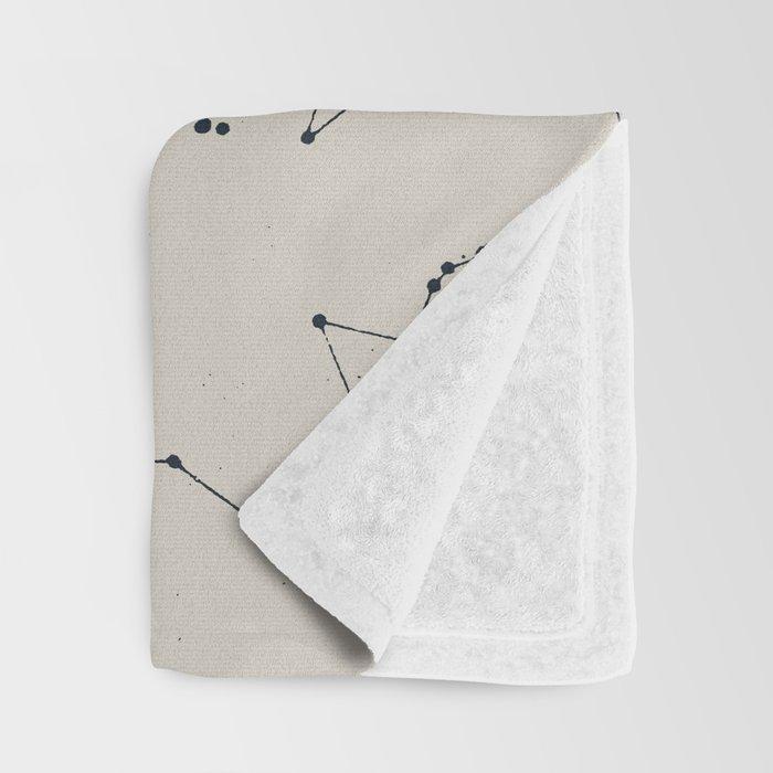 Carte du Ciel II Throw Blanket