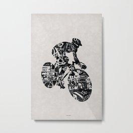 Ride ... Metal Print