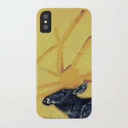 horns iPhone Case
