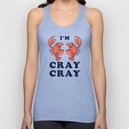 I'm Cray Cray Unisex Tank Top