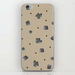 moka iPhone Skin