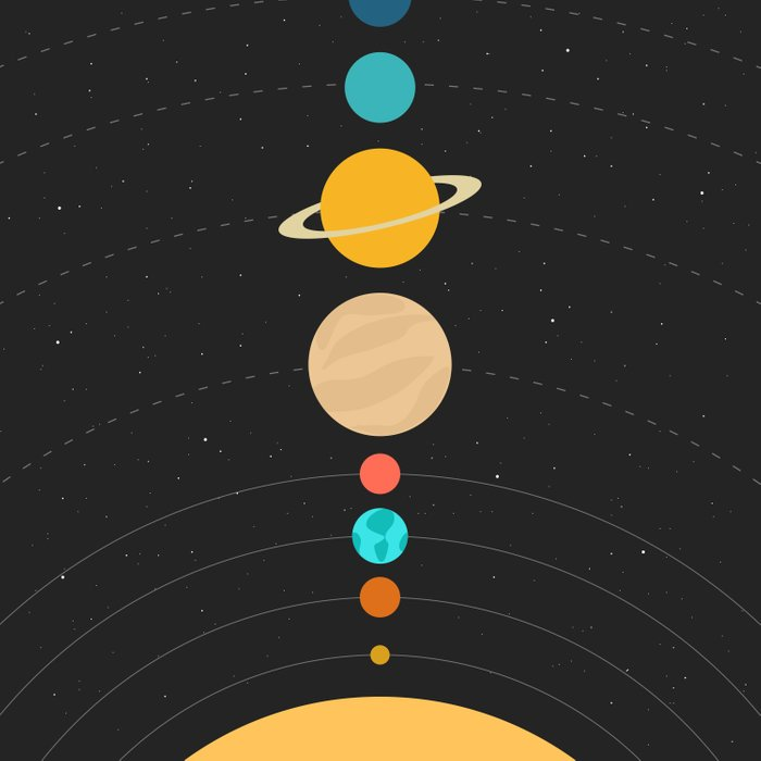 Solar System Comforters